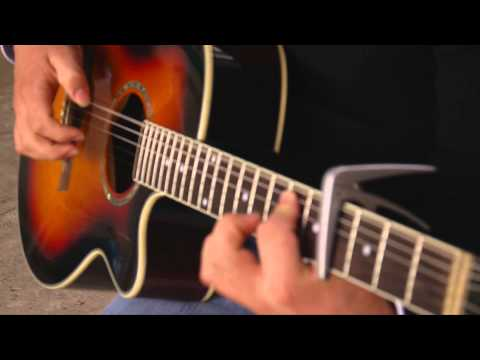 Jesse & Joy - CORRE by David Jimenez (Acoustic Guitar)