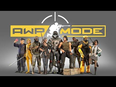 AWP Mode: Sniper Online Shooter