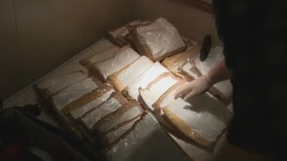 $30 million cocaine bust on ship