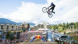 MTB Slopestyle at Whistler - Red Bull Joyride 2013