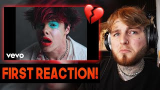 FIRST REACTION To | YUNGBLUD - mars (Official Video)