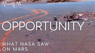 How Opportunity Shocked NASA Scientists