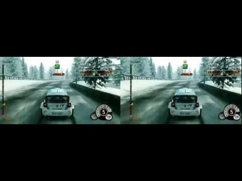 WRC 3- FIA World Rally Championship in 3D