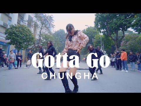 [KPOP IN PUBLIC] Gotta Go (벌써 12시) - CHUNGHA (청하) Dance Cover By The D.I.P