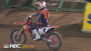 Supercross Round #6 in San Diego   450SX EXTENDED HIGHLIGHTS   Motorsports on NBC