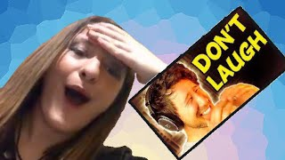 Don't Laugh Ever!! Try not to laugh challenge #13 reaction.