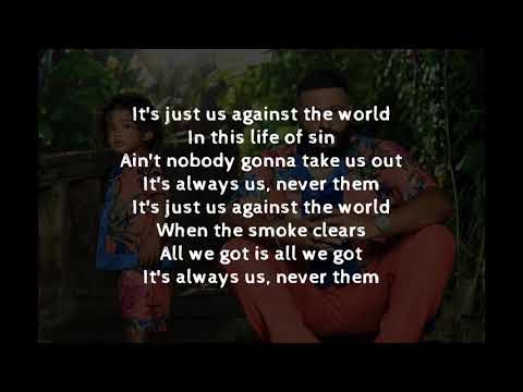 DJ Khaled, SZA - Just Us (LYRICS)