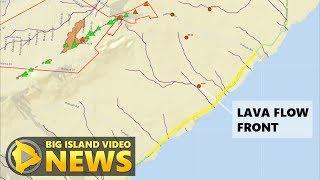 Hawaii Volcano Eruption Update - Saturday Evening (May 19, 2018)