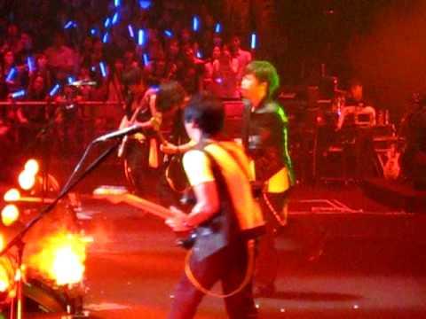 Mayday 五月天「夜訪吸血鬼」DNA 巡迴演唱會 HK 香港站 21.5.2009