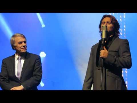 Roberto Alagna - TOMBE LA NEIGE en duo avec S. Adamo -
