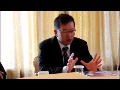 逢甲人月刊專訪高雄85大樓君鴻國際酒店張慶輝董事長談突破逆境與利潤中心制