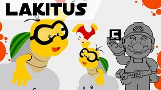 5 Tips, Tricks and Ideas with Lakitus in Super Mario Maker.