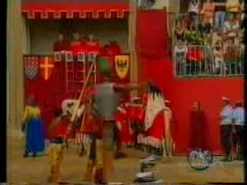 108a Giostra del Saracino 5 settembre 2004 - Carriere