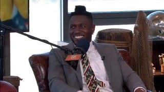 Antonio Brown In-Studio on The Dan Patrick Show (Full Interview) 2/4/16