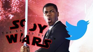 John Boyega vs Star Wars Fans on Twitter - My Response