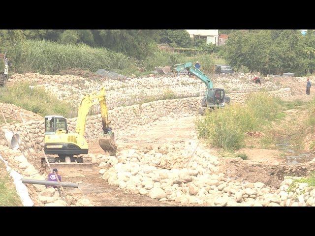 台中南勢溪環境工程 環團批「水溝化」