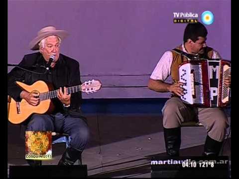 Festival Cosquín 2013 - 3º Luna - Orlando Veracruz