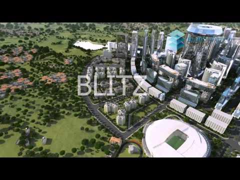 Development Plan of Machakos City |  Architecture 3D Design Studio