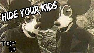 Top 10 Scary Disneyland Experiences