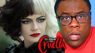 CRUELLA is Disney's JOKER / HARLEY QUINN? | Cruella Trailer Talk