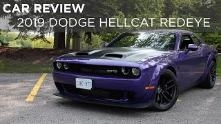 2019 Dodge Challenger Hellcat Redeye | Car Review | Driving.ca