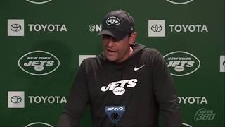 Adam Gase Press Conference - Jets OTAs (5/23)