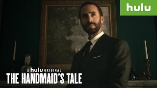 Joseph Fiennes on Playing The Commander • The Handmaid's Tale on Hulu