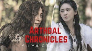 Arthdal Chronicles   Asa Hon & Ragaz