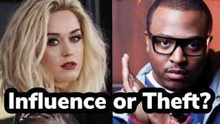 KATY PERRY VS. FLAME LAWSUIT: Let's Compare!