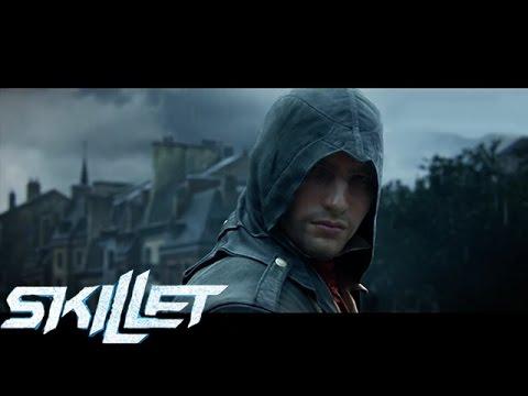 Skillet - The Resistance - (2017) [Cinematic MV]