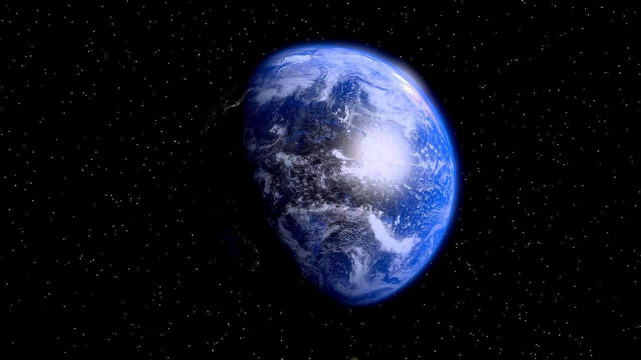 Rotating Earth Animation Free Download