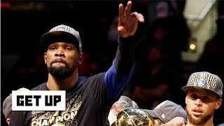 It's OK that the Warriors' dynasty is over - Jalen Rose | Get Up