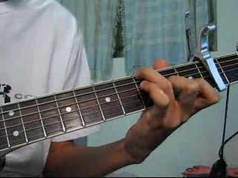 [吉他譜] 陳綺貞 會不會