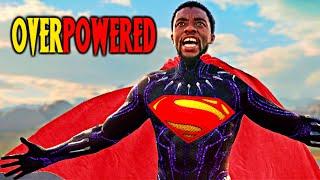 Black Panther & The Superman Dilemma
