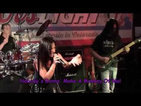 Fastway-Say What You Will, Lyrics cover, Katie Valdetero and AURAL DECEPTION.