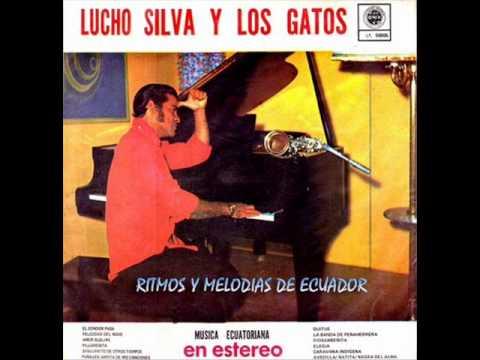 Cumbia Ecuatoriana La Banda De Peñaherrera Lucho Silva Y Los Gatos