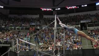 Simone Biles - Uneven Bars - 2016 P&G Gymnastics Championships – Sr. Women Day 2