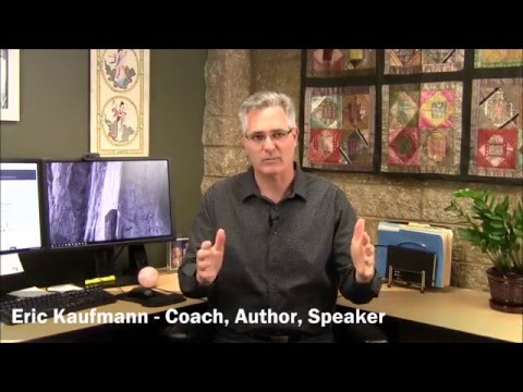 Leader or project manager - 1 min exec tip from Eric Kaufmann