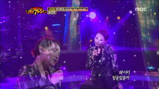 나는 가수다 - I Am A Singer #13, Lee So-ra : To You Again - 이소라 : 너에게로 또다시