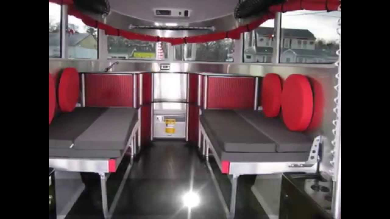 2008 Airstream Basecamp 16 Toy Hauler Looks Like Horse