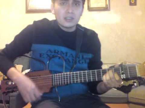 Camila - Mientes (tutorial guitarra)