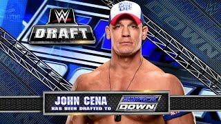 WWE DRAFT 2016 - RAW vs SMACKDOWN - Brand Split (Custom)