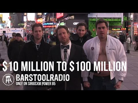 $10 Million to $100 Million in 2 Years Dave Portnoy Explains What's Changed — Barstool Radio