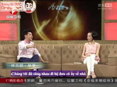 [Vietsub] Lâm Chí Dĩnh trong talkshow của Lỗ Dự - part1