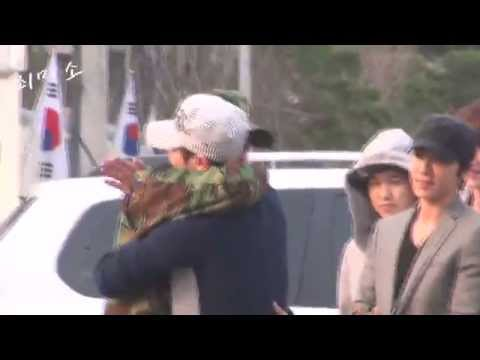 [Fancam] 120416 Kangin (Super Junior) - Discharged from the military :)