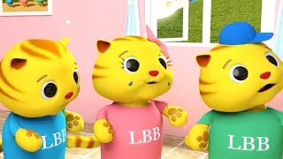 Three Little Kittens   Little Baby Bum Nursery Rhymes Compilation