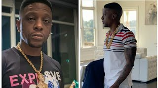 Boosie Wants Smoke With Atlanta Goons that Robbed his Daughters Cars