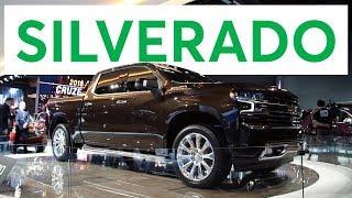 2018 Detroit Auto Show: 2019 Chevrolet Silverado   Consumer Reports