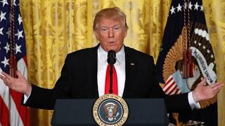 LIVE: Trump Press Conference | ABC News