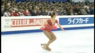 Mao Asada  - 2007 Worlds  FS +Interview (ESPN)